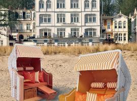 Hotel Germania, Bansin