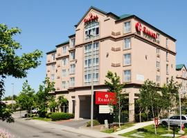 Ramada Inn & Suites Sea-Tac, SeaTac