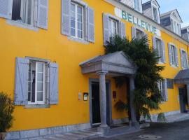Appart'hôtel Bellevue Thermes de la Reine, Bagnères-de-Bigorre