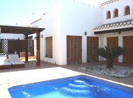 Villa Ambar, Baños y Mendigo