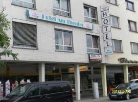 Hotel am Theater, Pforzheim
