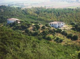 Agriturismo Ziu Luisicu, Vallermosa