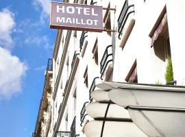Hotel Maillot, Neuilly-sur-Seine