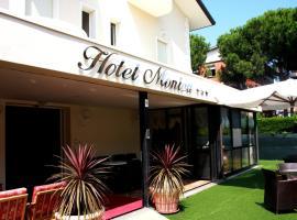 Hotel Monica, Pinarella