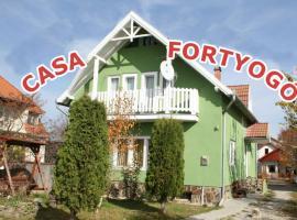 Casa Fortyogo, Tîrgu Secuiesc