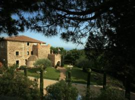 Hotel Castell de l'Oliver, Sant Vicenç de Montalt
