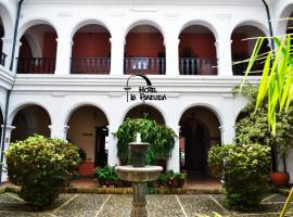 Hotel La Plazuela, Popayan