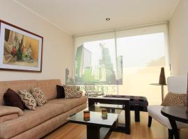 Luxury Apartment Barranco 360°, Lima