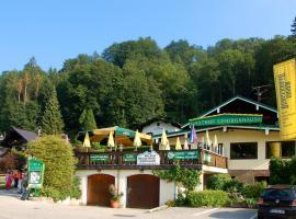 Hotel - Gasthof Gebirgshäusl, Bischofswiesen