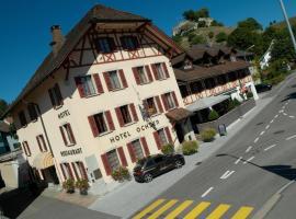 Hotel Restaurant Ochsen & Lodge, Lenzburg