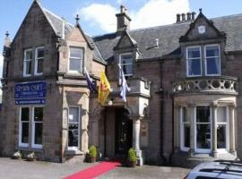 Crown Court Town House Hotel