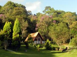 Chales Samambaias, Monte Verde
