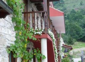 Alojamiento Rural Casa Lucas, Los Tojos
