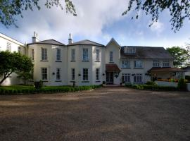 Les Douvres Hotel, St. Martin Guernsey