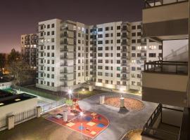 City Aparthotel Ochota, Varšava