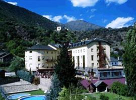 Hotel Cardós, Ribera de Cardós