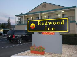 Redwood Inn, Santa Rosa