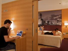 Hotel Adige, Trient