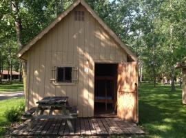 Camp Sandusky, Sandusky