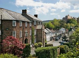 Luttrell Arms, Dunster