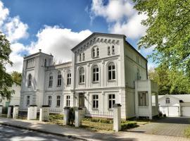 Apartments Fürstenvilla Putbus