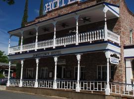 Jamestown Hotel, 제임스타운
