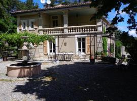 Maison Forestière, Veyras