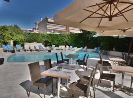 Hotel De La Mer, Golfe-Juan