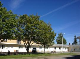 Baker's Lighthouse Motel, Summerside