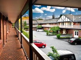 Elizabethan Lodge, Melbourne