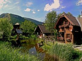 Rassis Feriendorf Donnersbachwald, Donnersbachwald
