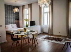 Baross Boutique Apartman, Γκιόρ