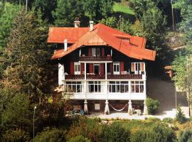 Les Airelles Bed and Breakfast, Leysin