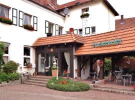 Landhaus Lindenbusch, Weseke