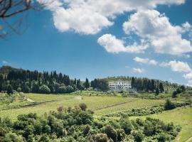 Villa Vistarenni, Gaiole in Chianti