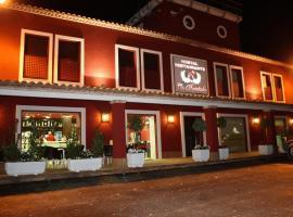 Hostal Restaurante La Bartola, Santa Cruz-Cordoba