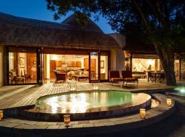 Tintswalo Safari Lodge, Utlha
