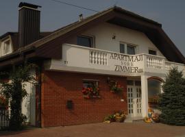 Apartments Sončnica, Moravske-Toplice
