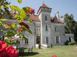Château des Salles, Saint-Fort-sur-Gironde