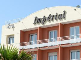 Citotel Hotel Imperial, Sēte