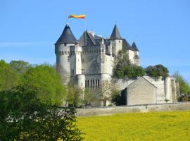 Chambres d'Hôtes Château de la Motte, Usseau