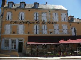 Hostellerie De La Poste, Clamecy
