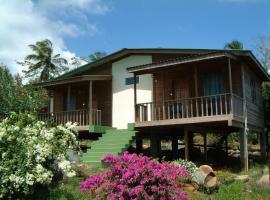 Big Sky Lodge, Crochu