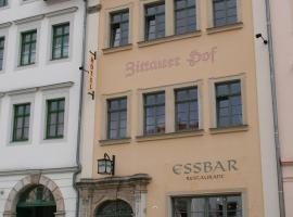 Hotel Zittauer Hof, Zittau