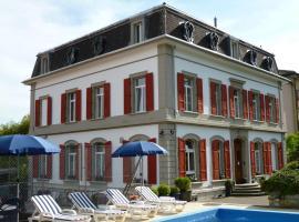 Hôtel Garni Villa Carmen, La Neuveville