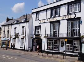The Angel Hotel, Coleford