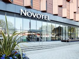 Novotel London Wembley 4 Star Hotel