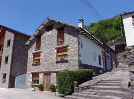 Apartamentos Casa Borja, Salinas de Bielsa