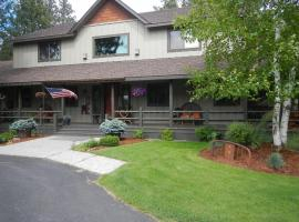 Blue Spruce Bed & Breakfast, Sisters