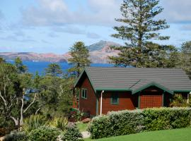 Coast Norfolk Island, Burnt Pine